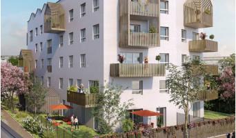 Chenôve programme immobilier neuve « Plein Coeur » en Loi Pinel  (2)