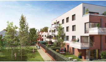 Toulouse programme immobilier neuve « Héritage » en Loi Pinel
