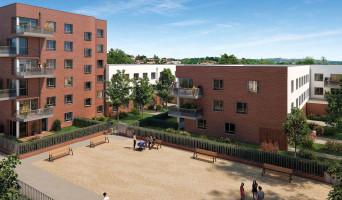 Toulouse programme immobilier neuve « Héritage » en Loi Pinel  (2)