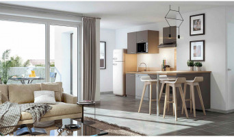 Toulouse programme immobilier neuve « Héritage » en Loi Pinel  (3)