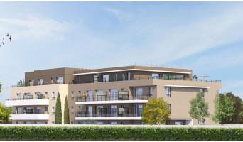 Marignane programme immobilier neuf « Soléia MARIGNANE » en Loi Pinel
