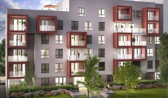 Villeurbanne programme immobilier rénové « Vill'à Soi » en loi pinel