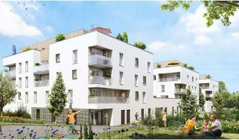 Mont-Saint-Aignan programme immobilier rénové « La Marelle » en loi pinel