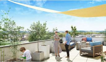 Mont-Saint-Aignan programme immobilier neuve « La Marelle » en Loi Pinel  (2)