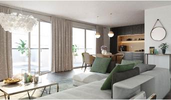Mont-Saint-Aignan programme immobilier neuve « La Marelle » en Loi Pinel  (3)