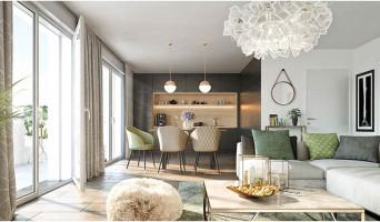 Mont-Saint-Aignan programme immobilier neuve « La Marelle » en Loi Pinel  (4)