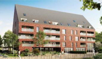 Marquette-lez-Lille programme immobilier neuve « Milleo »