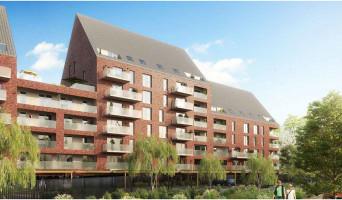Marquette-lez-Lille programme immobilier neuve « Milleo »  (2)