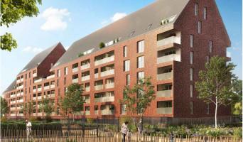 Marquette-lez-Lille programme immobilier neuve « Milleo »  (3)