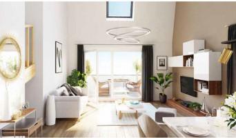 Marquette-lez-Lille programme immobilier neuve « Milleo »  (4)