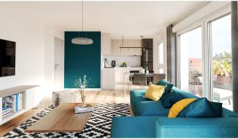 Roubaix programme immobilier neuve « Smart'Up » en Loi Pinel  (2)