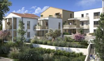 Meyreuil programme immobilier neuve « Terra Rosa »
