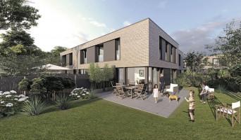Bordeaux programme immobilier neuve « Green Set » en Loi Pinel
