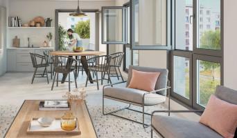 Lyon programme immobilier neuve « Urban 7 » en Loi Pinel  (3)