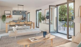 Lyon programme immobilier neuve « Urban 7 » en Loi Pinel  (4)