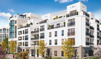 Chessy programme immobilier neuve « Summertime - Sunshine » en Loi Pinel  (2)