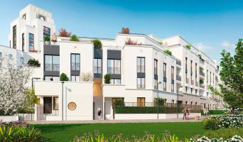 Chessy programme immobilier neuve « Summertime - Sunshine » en Loi Pinel  (4)