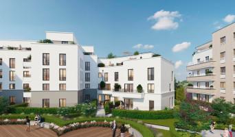 Chessy programme immobilier neuve « Summertime - Sunshine » en Loi Pinel  (5)