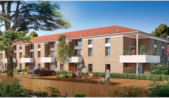 Toulouse programme immobilier neuve « Pavillon Luchet »