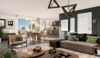 Toulouse programme immobilier neuve « Pavillon Luchet »  (2)