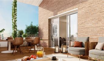 Toulouse programme immobilier neuve « Pavillon Luchet »  (3)