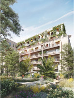 Meudon programme immobilier rénové « Sylva » en loi pinel