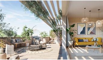Meudon programme immobilier neuve « Sylva » en Loi Pinel  (2)