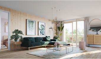 Meudon programme immobilier neuve « Sylva » en Loi Pinel  (3)