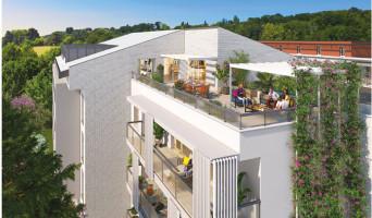 Toulouse programme immobilier neuve « Une Pause en Ville »