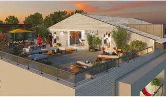 Toulouse programme immobilier neuve « Une Pause en Ville »  (2)
