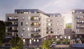 Saint-Genis-Pouilly programme immobilier neuve « Atôm »