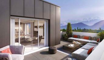Saint-Genis-Pouilly programme immobilier neuve « Atôm »  (2)