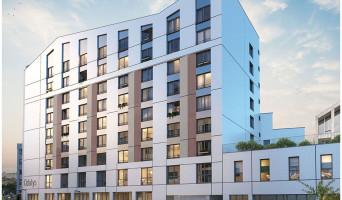 Angers programme immobilier rénové « RTA Skyline »