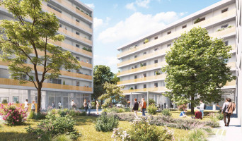 Toulouse programme immobilier rénové « Campus IAS »