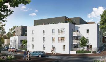 Vénissieux programme immobilier rénové « Le 46 » en loi pinel