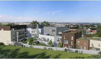 Vénissieux programme immobilier neuve « Le 46 » en Loi Pinel  (2)