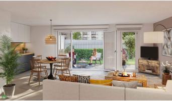 Vénissieux programme immobilier neuve « Le 46 » en Loi Pinel  (3)