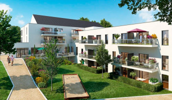 La Roche-Bernard programme immobilier neuve « Jardin Valentin »  (2)