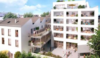 Nantes programme immobilier neuve « L'Atypik - Nue-Propriété »