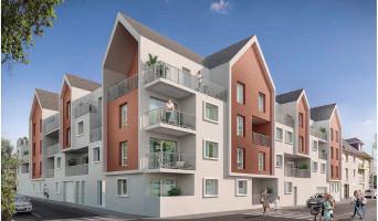 Berck programme immobilier neuf « La Vedette »