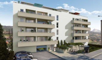 Gap programme immobilier neuve « Carré Théa »  (2)