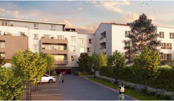 Marseille programme immobilier rénové « Green Allée » en loi pinel