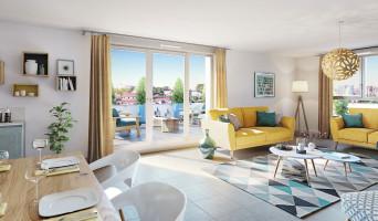 Marseille programme immobilier neuve « Green Allée » en Loi Pinel  (3)