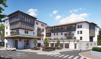 Anglet programme immobilier rénové « Résidence n°217996 » en loi pinel