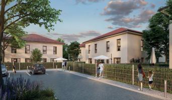 Bourg-en-Bresse programme immobilier neuve « Pavillon M »