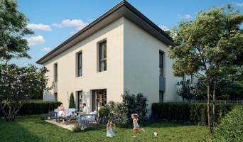 Bourg-en-Bresse programme immobilier neuve « Pavillon M »  (2)