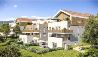 Marigny-Saint-Marcel programme immobilier neuf « La Clé des Champs »