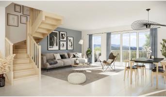 Marigny-Saint-Marcel programme immobilier neuve « La Clé des Champs »  (3)