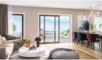 Martigues programme immobilier neuve « Corniche 180 » en Loi Pinel  (3)