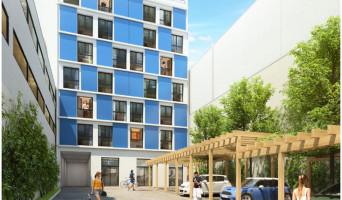 Saint-Étienne programme immobilier neuve « La Fabrik »  (2)